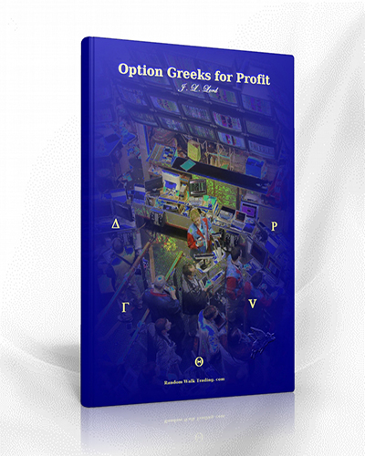 Random Walk Trading's Options Greeks For Profit Book