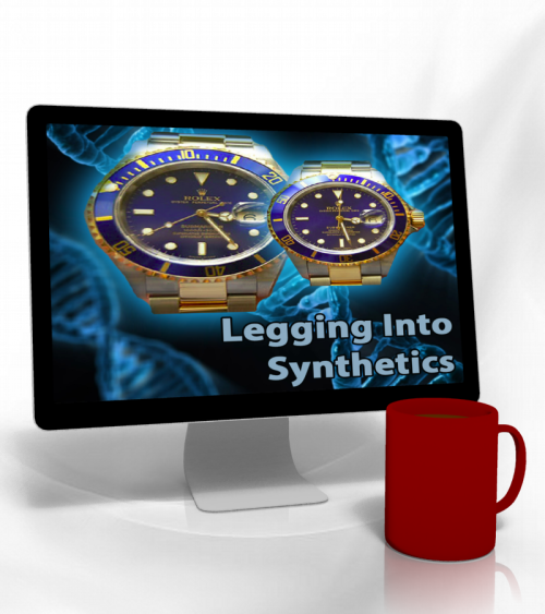 Legging Into Synthetics